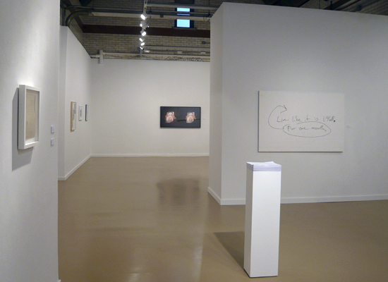 Works on Paper 2009
