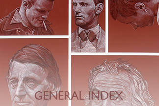 General Index, Vox Populi Gallery, 2012